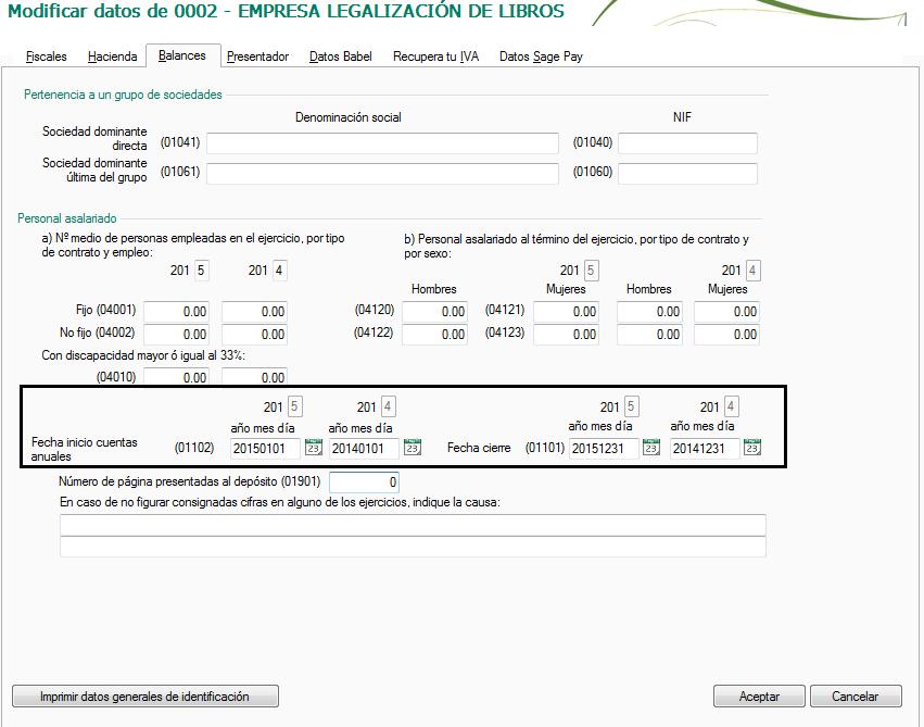 presentación de libros contables en contaplus alcatic