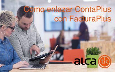 Como enlazar FacturaPlus con ContaPlus