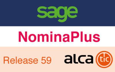 Sage NominaPlus Release 59