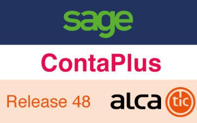 Sage ContaPlus Release 48