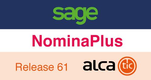Sage NominaPlus Release 61