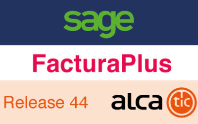 Sage FacturaPlus Release 44