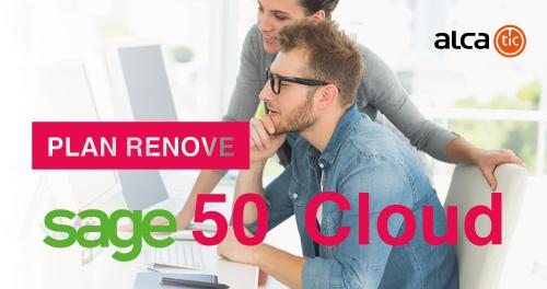 Plan renove Sage 50 Cloud
