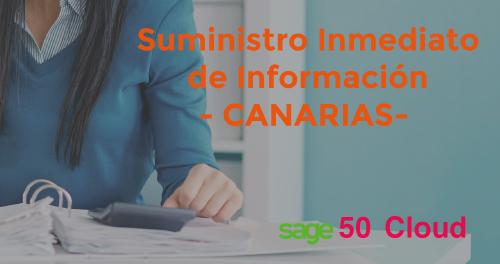 El SII (Suministro inmediato de información) entra en vigor en Canarias