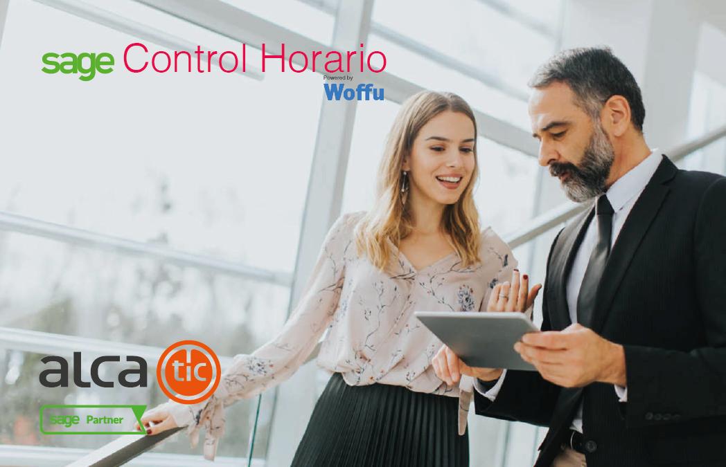 Descubre como funciona Sage Control Horario