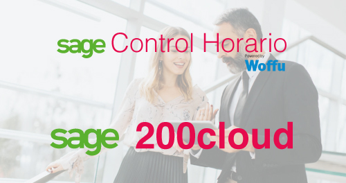 Integración de Sage Control Horario con Sage 200c