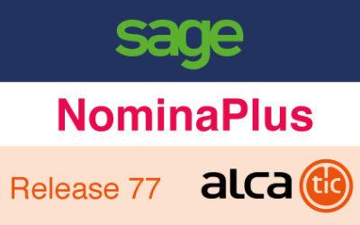 Sage NominaPlus Release 77