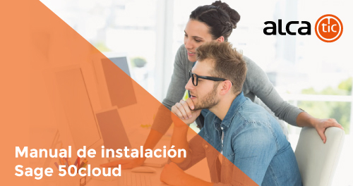 Manual de instalación Sage 50cloud