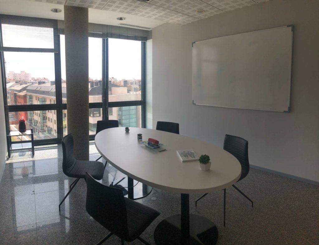 Sala de Reuniones AlcaTic