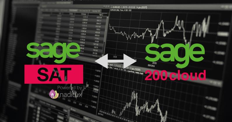 Sage SAT para Sage 200cloud