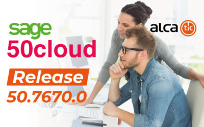 Release Sage 50cloud 50.7670.0