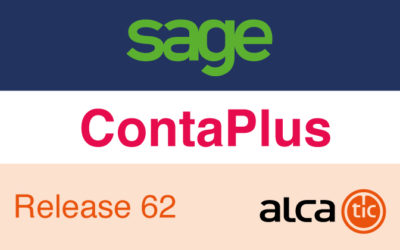 Sage ContaPlus Release 62