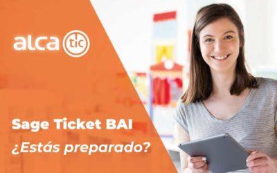 Sage Ticket BAI