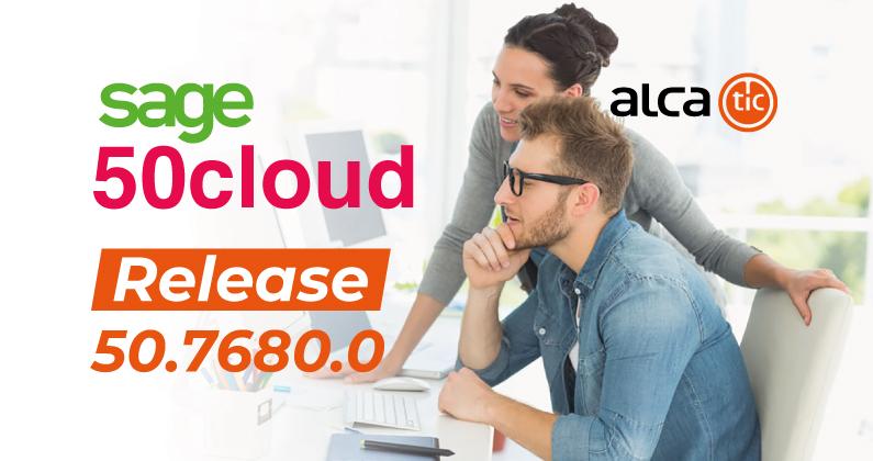 Release Sage 50cloud 50.7680.0