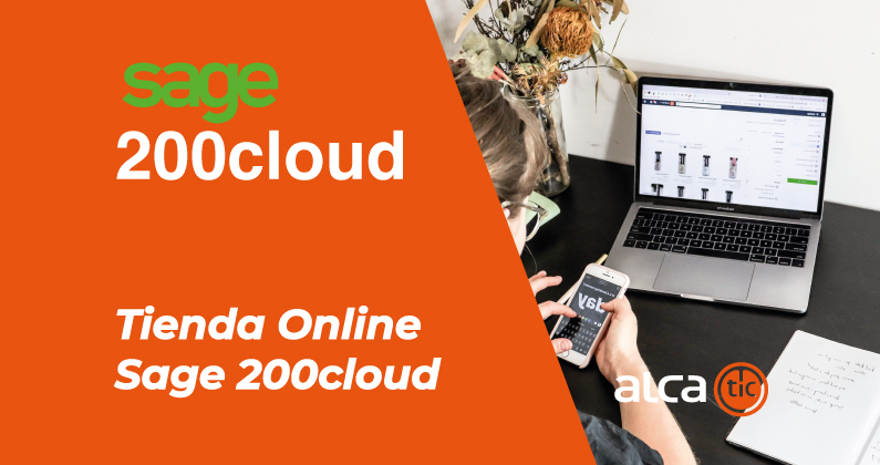 Tienda Online en Sage 200cloud
