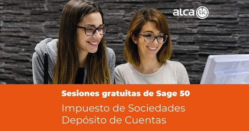 Sesiones Gratuitas Sage 50