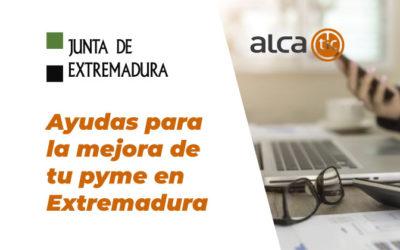 Ayudas para la mejora de tu pyme en Extremadura